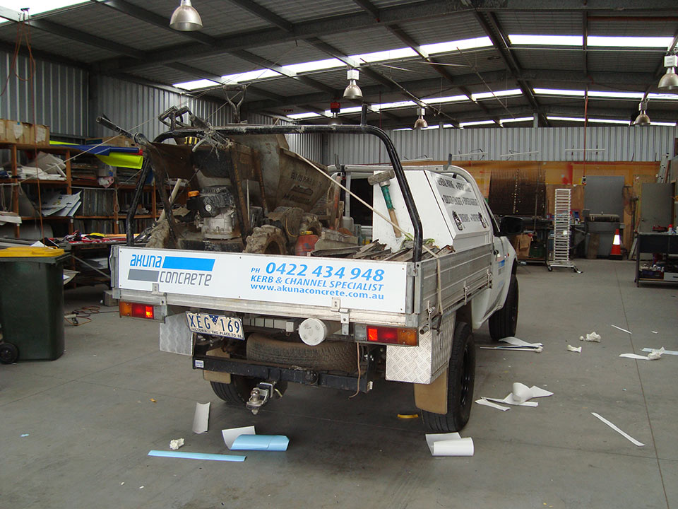 Car Signage, Vehicle, Van, Ute Wraps | National Signs