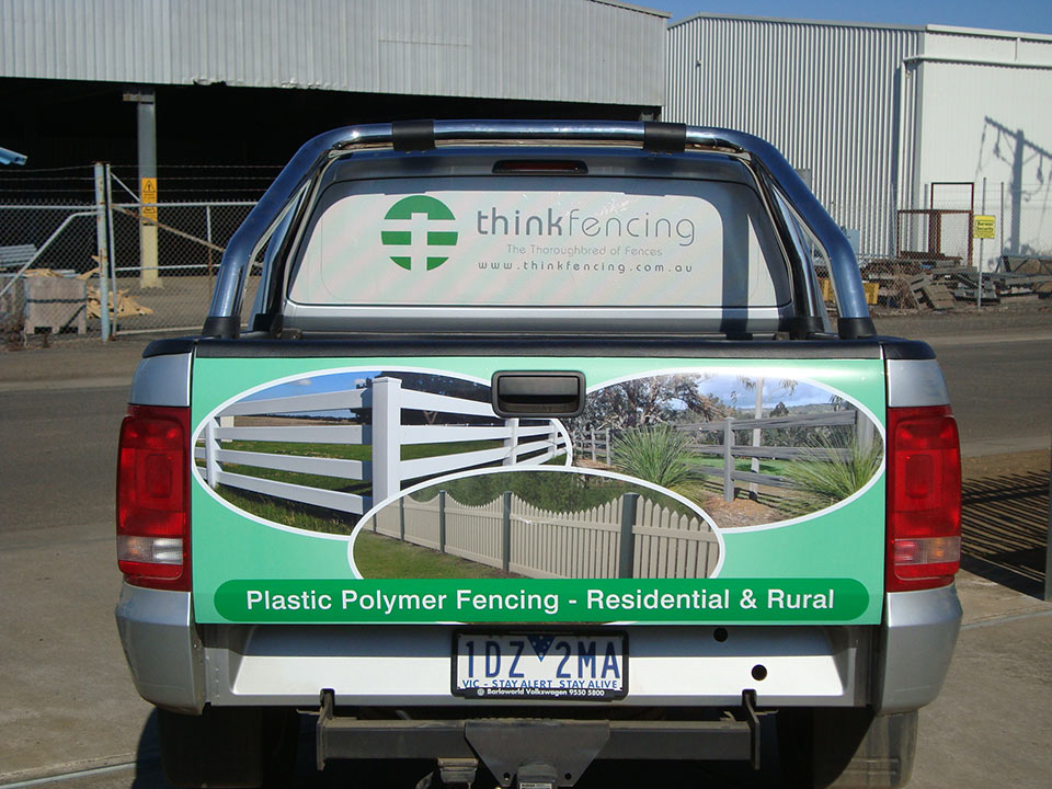 think-fencing-ute-signage